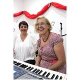 Preço de uma Aula de piano intermediário no Tucuruvi