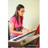 Preço de uma Aula de teclado avançado na Vila Gustavo