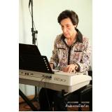 Preço de uma Aula de teclado na Vila Medeiros
