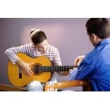 Preço de uma Aula de violão no Tremembé