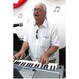Preço de uma Escola para aula de canto na Vila Maria