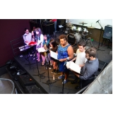 Preço de uma Escola particular de música na Vila Guilherme