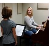 Preço para fazer Aula de canto na Casa Verde