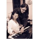 Preços de Aula de piano clássico em Santana