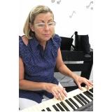 Preços de Aula de piano iniciante em Brasilândia
