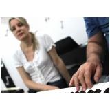 Preços de Aula de piano intermediário na Vila Medeiros