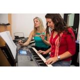 Preços de Aula de piano na Vila Guilherme