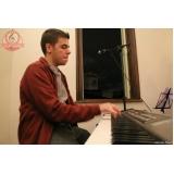 Quais os preços de Aula de teclado ritmos na Lauzane Paulista