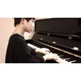 Quais os valores de Aula de piano avançado no Imirim