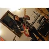 Quais os valores de Aula guitarra em Jaçanã