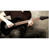 Qual o preço Aula de guitarra na Vila Maria