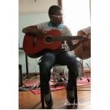 Qual o preço Aula particular de violão na Vila Gustavo