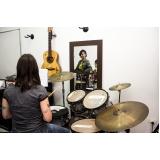 Qual o preço de Aula de bateria em Santana