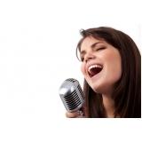 Qual o preço de Aula de canto em Cachoeirinha