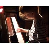 Qual o preço de Aula de piano avançado no Tucuruvi