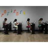 Qual o preço de Aula de piano no Tucuruvi