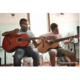 Qual o preço de Aula particular de violão no Tucuruvi