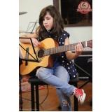 Qual o preço de Aulas de violão na Vila Gustavo