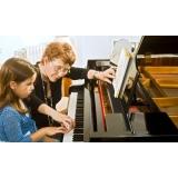 Qual o preço de uma Aula de piano avançado na Vila Maria