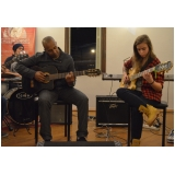 Qual o preço de uma Aula guitarra na Casa Verde