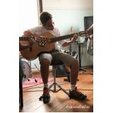 Qual o preço de uma Aula particular de violão na Lauzane Paulista