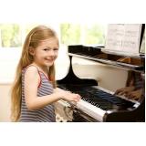 Qual o valor de Aula de piano avançado na Casa Verde