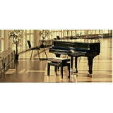 Qual o valor de Aula de piano em Jaçanã