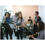 Qual o valor de Aula guitarra na Lauzane Paulista
