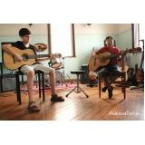 Qual o valor de Aula particular de violão no Tucuruvi