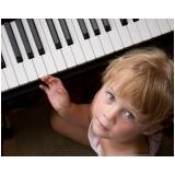 Qual o valor de Aulas de piano avançado na Casa Verde