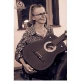 Qual o valor de Aulas de violão na Vila Gustavo