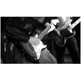 Qual o valor de uma Aula de guitarra no Tucuruvi