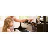 Qual o valor de uma Aula de piano avançado no Tucuruvi