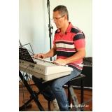Qual o valor de uma Aula de teclado em Brasilândia