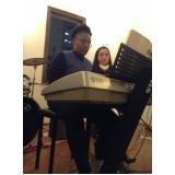 Qual o valor de uma Aula de teclado ritmos na Vila Guilherme