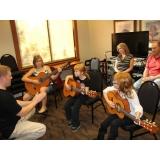 Qual o valor de uma Aula de violão na Casa Verde