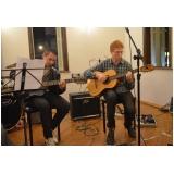 Qual o valor de uma Aula guitarra na Vila Medeiros