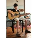 Qual o valor de uma Aula particular de violão na Vila Maria