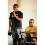 Qual os valores de Aulas de canto na Vila Gustavo