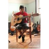 Qual preço Aula particular de violão na Lauzane Paulista