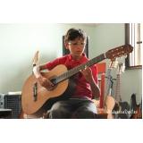 Qual preço de Aula particular de violão em Santana