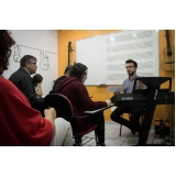 Qual preço de escola de musica  na Lauzane Paulista