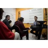 Qual preço de escola de musica  na Vila Medeiros