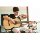 Qual preço de uma Aula particular de violão em Jaçanã