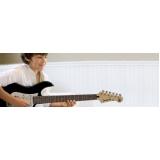 Qual valor Aula de guitarra no Imirim