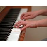 Qual valor Aula de piano avançado na Lauzane Paulista