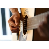 Qual valor Aula de violão em Brasilândia