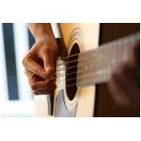Qual valor Aula de violão em Santana