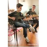 Qual valor Aula particular de violão na Vila Maria