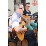 Qual valor Aulas de violão em Brasilândia